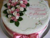 Миниатюра к статье Красивый торт на юбилей женщине