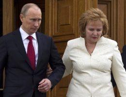 Людмила Путина