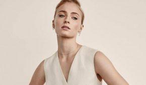 Миниатюра к статье Софи Тёрнер снялась в фотосессии для обложки журнала The Edit