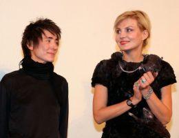 Рената Литвинова и Земфира: свадьба (фото, видео)