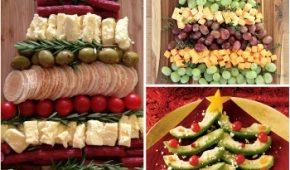 Миниатюра к статье Праздничный салат на Новый год 2020 в виде крысы