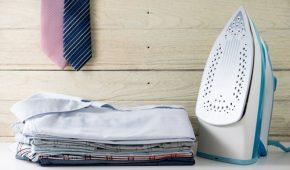 Миниатюра к статье Как правильно гладить рубашку с длинным рукавом: мастер-класс
