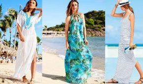 Миниатюра к статье Модные тенденции сарафанов 2018 года (фото)