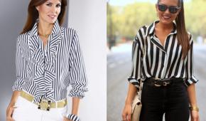 Миниатюра к статье Какие блузки в моде в 2018 году?