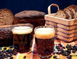 Как приготовить квас в домашних условиях из хлеба без дрожжей