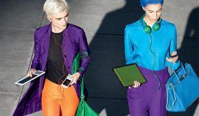 Миниатюра к статье Модные цвета лета в 2018 году